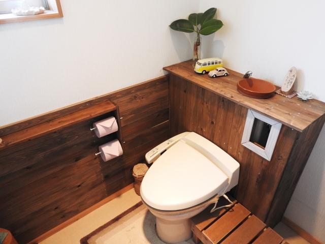ハウスクリア岡山 Q'LAZO リフォーム_うんきアップトイレ