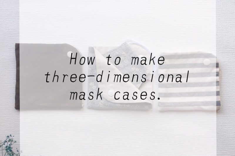 houseclearokayama_qlazo three_dimensional mask case